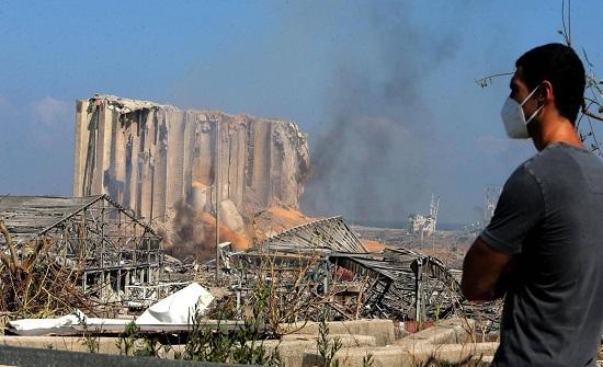 مسؤول بالبيت الأبيض: أمريكا لم تستبعد تماما أن يكون انفجار بيروت نتيجة هجوم