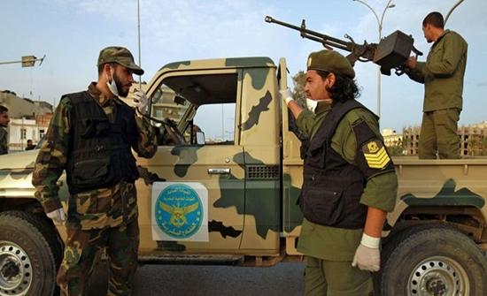 المتحدث باسم قوات حفتر يحدد شروط فتح حقول وموانئ النفط