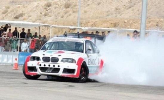 جويحان يظفر بلقب سباق السرعة الأول