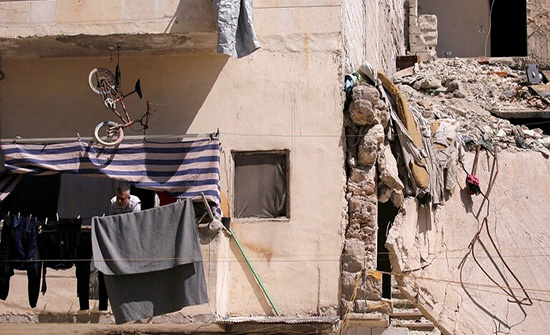 """""""سانا"""": سماع دوي انفجارات بمحيط مدينة حلب"""