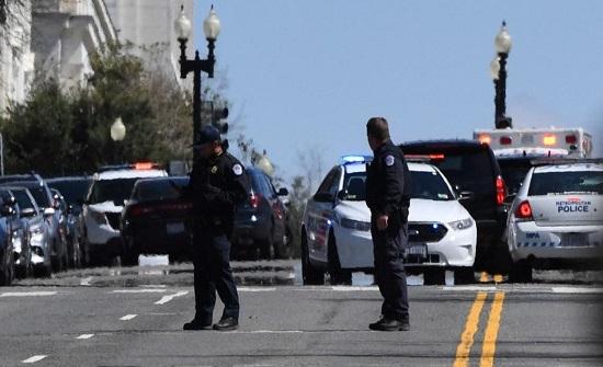 مقتل ضابط ومنفذ الهجوم قرب الكونغرس .. شرطة الكونغرس : لا يوجد أي تهديد