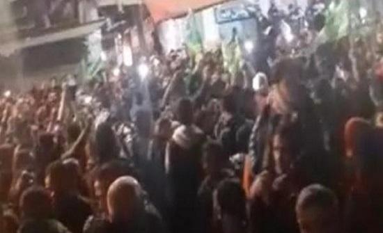 عمان : الامن يفرق شبانا تجمعوا للاحتفال بفوز الوحدات