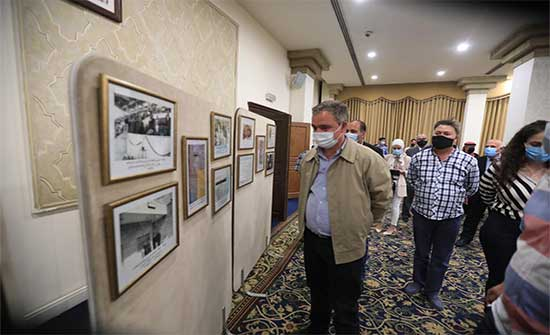 مدينة الحسين للشباب تحتفل بمئوية الدولة