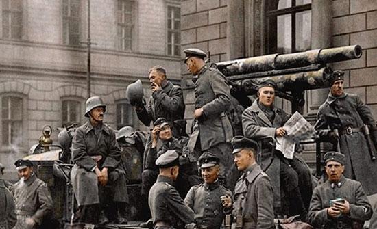 حديد ونار.. كيف أنهت ألمانيا تمرداً هدد مستقبل أوروبا؟