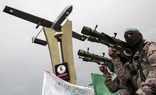 مخاوف إسرائيلية من زيادة استخدام حماس للطائرات المسيرة