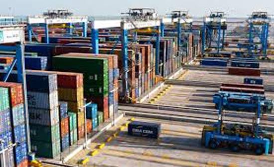 67 مليون دولار صادرات اربد الشهر الماضي