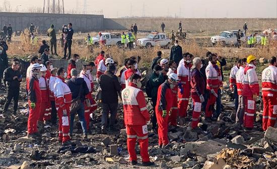 كندا: جدال الاتفاق النووي لن يعيق التحقيق بتحطم الطائرة الأوكرانية في إيران