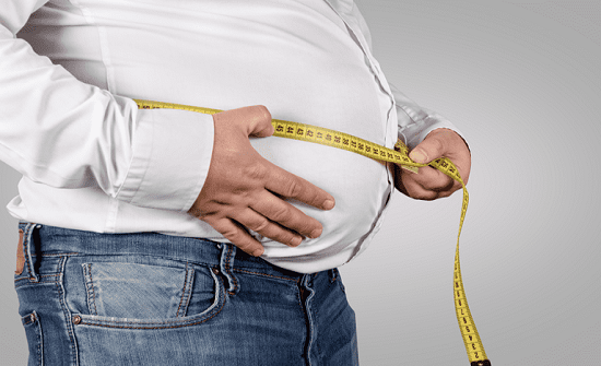 كثرة الدهون في الجسم تزيد من خطر الإصابة بالخرف