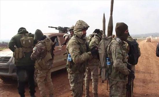 بالفيديو : المعارضة السورية تطلق عملية لوقف زحف النظام في ريف حلب