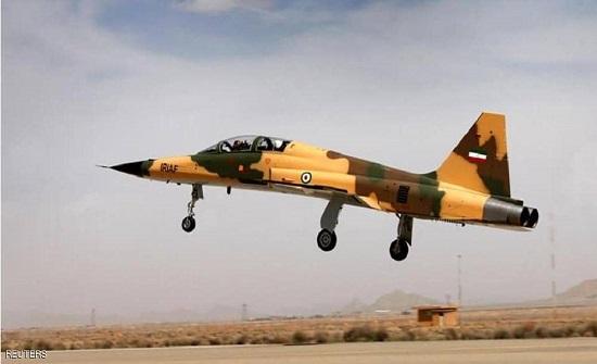 مقتل طيارين إيرانيين اثنين بسبب مشكلة فنية بطائرة مقاتلة
