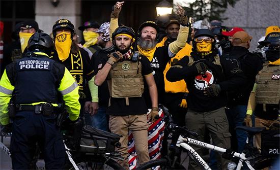 شرطة الكونغرس تحذر من 3 مخططات لتظاهرات خلال الأيام المقبلة