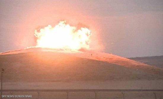 قصف جوي على ميليشيات موالية لإيران بسوريا.. ومقتل 15 عراقيا