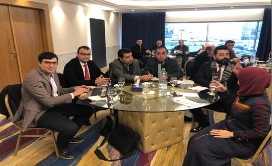 جامعة إربد الأهلية تشارك في دورة إطار المؤهلات الوطنية الأردنية