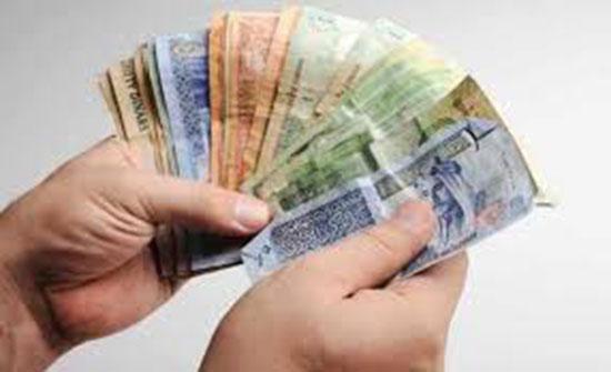 عجز الموازنة يرتفع إلى 5ر483 مليون دينار بعد المنح لنهاية أيار