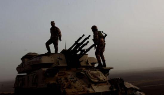 إحباط محاولة تسلل وتهريب مخدرات من سوريا إلى الأردن - فيديو