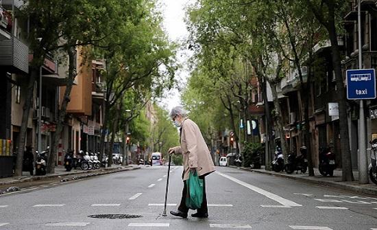%95 من وفيات كورونا في أوروبا لمصابين تجاوزوا الـ60 عاماً