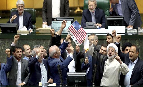 الكشف عن 10 خطط إيرانية لمواجهة أمريكا
