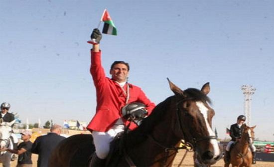 وصول الوفد الفلسطيني وبشارات للمشاركة في بطولة السعد الدولية للفروسية