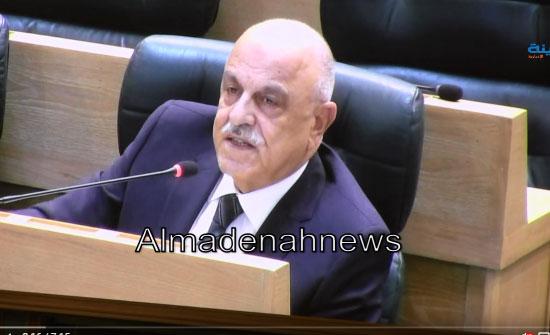بالفيديو : هكذا رد المعشر على مداخلات وكلمات النواب حول العفو العام