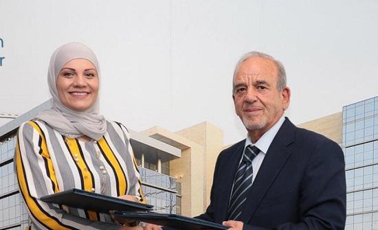 الحسين للسرطان توقع اتفاقية تعاون مع شركة الزيوت النباتية