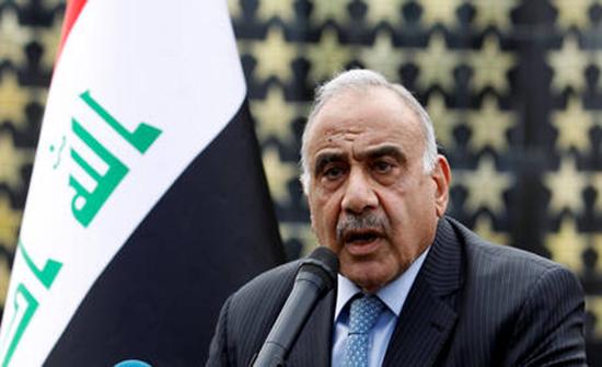 بيان عبد المهدي بعد خطف لواء عراقي.. والمحتجون يغلقون مجددا ميناء أم قصر