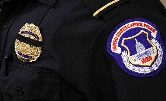 """العدل الأمريكي: """"إف.بي.آي"""" وشرطة واشنطن سيحققان بمقتل شرطي في أحداث الكونغرس"""