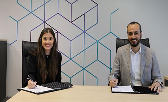 اتفاقية بين زين كاش وشركة طلبات الأردن