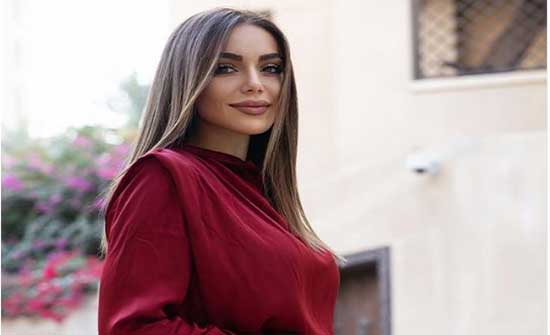 ابنة مخرج باب الحارة تضج انوثة بالفسفوري المثير .. شاهد