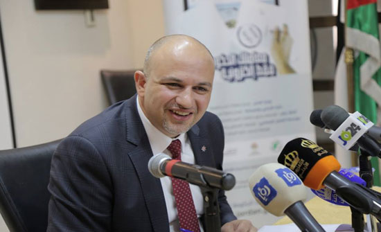 الغرايبة يثمن جهود الامم المتحدة بدعم نمو قطاع الاتصالات