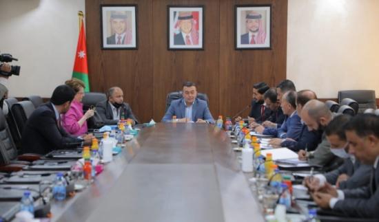 البرلمانية الأردنية الأوروبية تبحث والسفيرة اليونانية تعزيز التعاون الثنائي