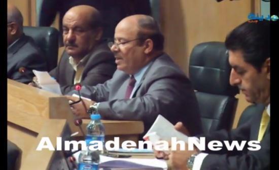 بالفيديو : بيان مفلح الرحيمي الذي اعتذر فيه للمجالي وللمجلس