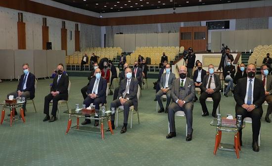 إشهار شعار مئوية الدولة الأردنية في الذكرى المئوية الأولى لوصول الأمير عبدالله الأول إلى معان