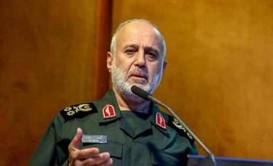 قائد عسكري إيراني: على واشنطن حماية جنودها في الخليج
