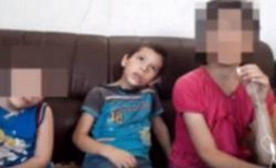 سوريا :أب يحبس أطفاله الثلاث بلا طعام إرضاءً لزوجته