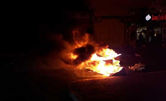 بالفيديو : اصابات برصاص المستوطنين... مواجهات ليلية في بلدات القدس