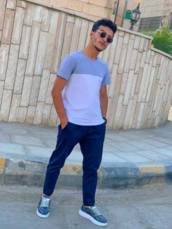 تهنئة بالنجاح لـ محمد العمله