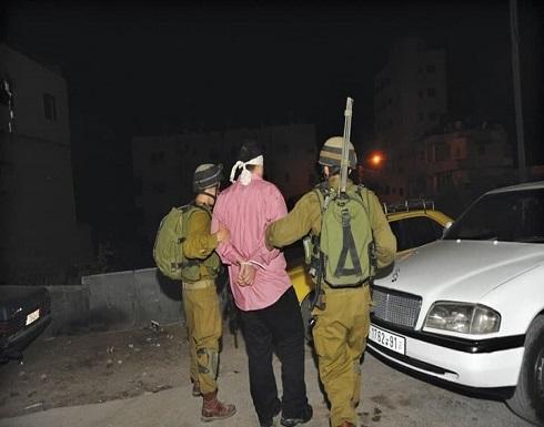 حملة اعتقالات في القدس والضفة.. واقتحامات بالخليل ونابلس - فيديوهات