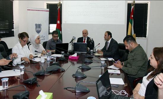 """استطلاع """"الدراسات الاستراتيجية"""" يظهر ارتفاعا بمستوى تقييم الأردنيين لأداء الحكومة"""