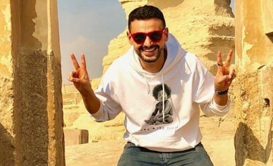 """""""رامز عقله طار 6"""".. دينا الشربيني ترتعب ورامز جلال يصفها بـ """"مكسورة الجناح"""""""