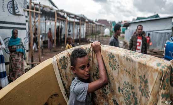بلينكن وحمدوك يناقشان تدهور الأوضاع في تيغراي الإثيوبية