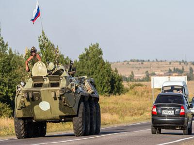 أوكرانيا تعلن بدء انسحاب القوات على خط الجبهة في شرق البلاد