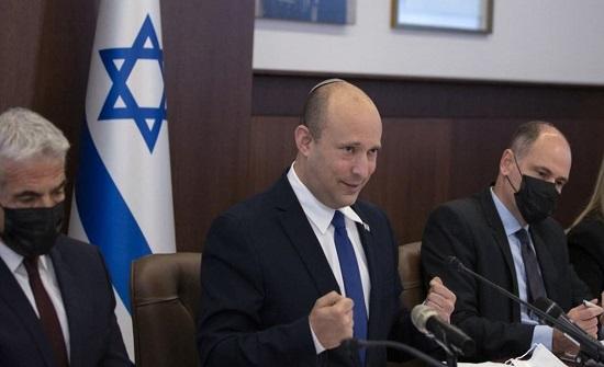 إسرائيل: سندافع عن أنفسنا في مواجهة التهديدات الخارجية