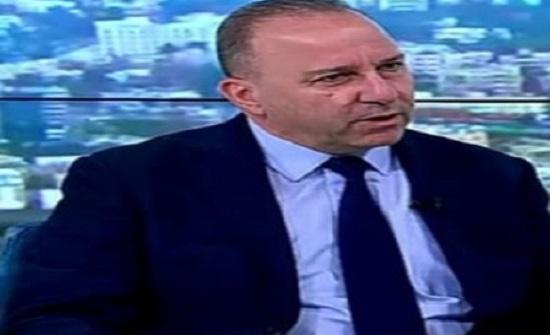مدير عام الشؤون الفلسطينية يلتقي رؤساء لجان خدمات المخيمات