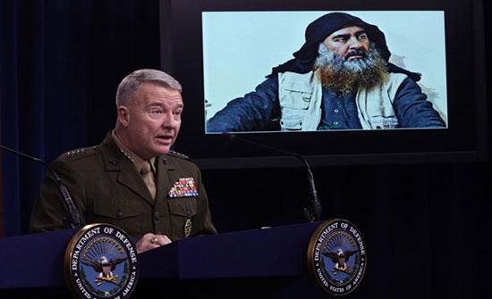 """""""برنامج المكافآت"""" يشيد بـ""""الكلب كونان"""" بعد قتل البغدادي (شاهد)"""