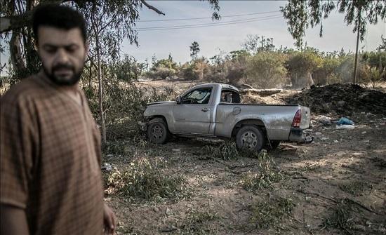 ليبيا.. مليشيا حفتر تستهدف أحياء سكنية جنوبي طرابلس
