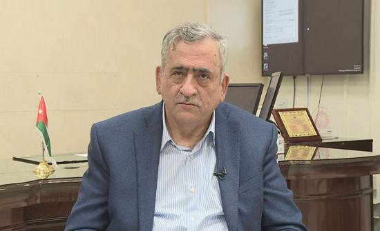 وزير الصحة يتفقد سير العمل بالمستشفى الميداني في الشمال