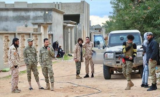 ليبيا.. تجدد الاشتباكات بين القوات الحكومية ومليشيات حفتر