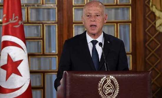 """فريق سعيّد: تونس اليوم في """"مرحلة استثنائية"""" وليست في """"نظام رئاسي"""""""