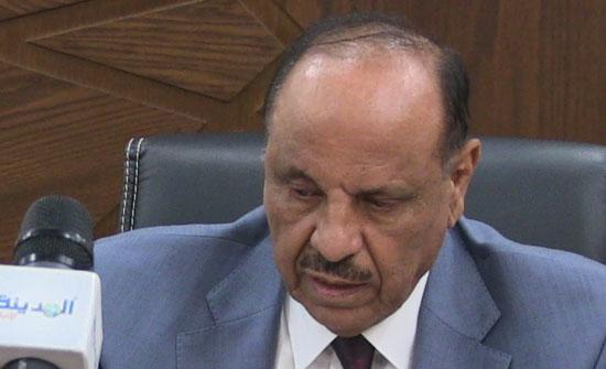 وزير الداخلية : لن يتم توقيف اي شخص اداريا على خلفية تعاطي المخدرات