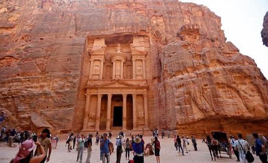 تراجع الدخل السياحي في الأردن 78% خلال الربع الأول من العام الحالي